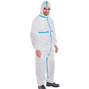 2 level protective suit